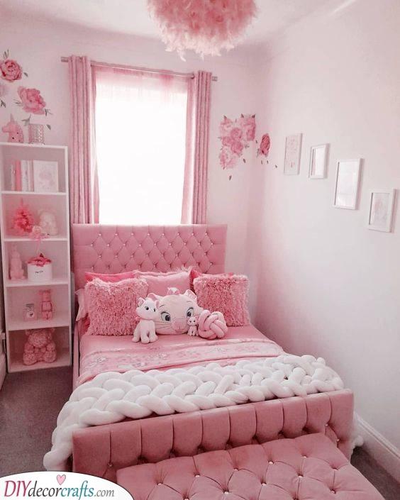 An Abundance of Pink - Glamorous and Divine