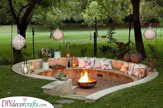 A Space for Relaxation - Create a Special Space