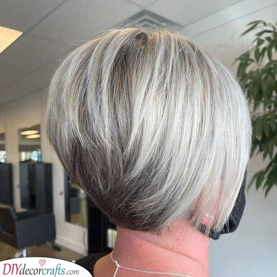 Trendy and Layered - Girls with Short Haircuts