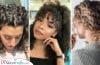 20 CURLY HAIRSTYLES FOR MEDIUM HAIR - Shoulder Length Curly Hair