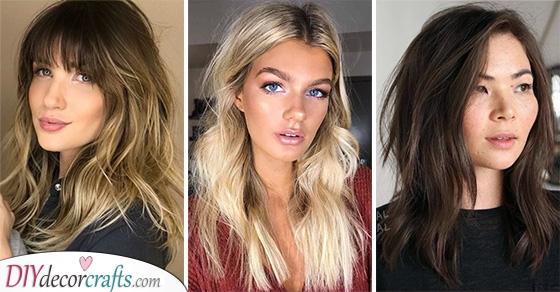 20 HAIRSTYLES FOR LONG FINE HAIR - Haircuts for Thin Long Hair