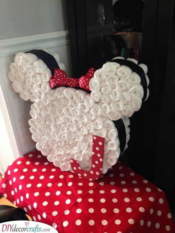 DIY Mickey Mouse - Cute and Adorable