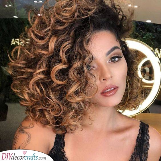 Stunning Highlights - For a Sunny Glow