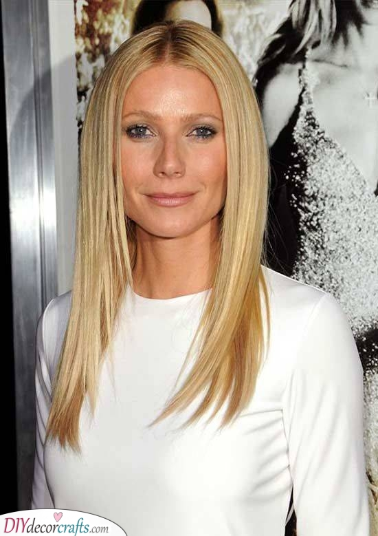 Simplistic and Sleek - Hairstyles for Long Fine Hair