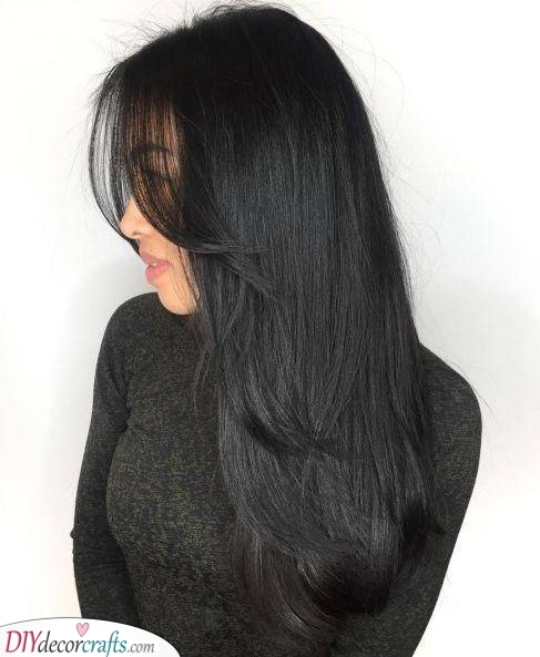 Fabulous and Flattering - Layered Haircuts for Thin Long Hair