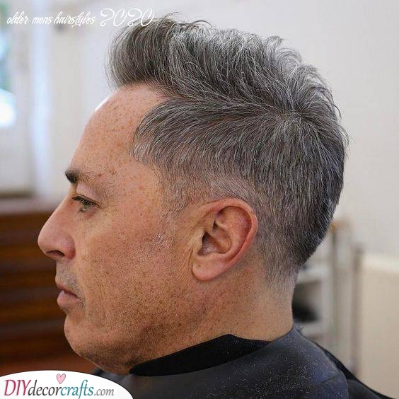Another Classic Taper - Easy and Neat