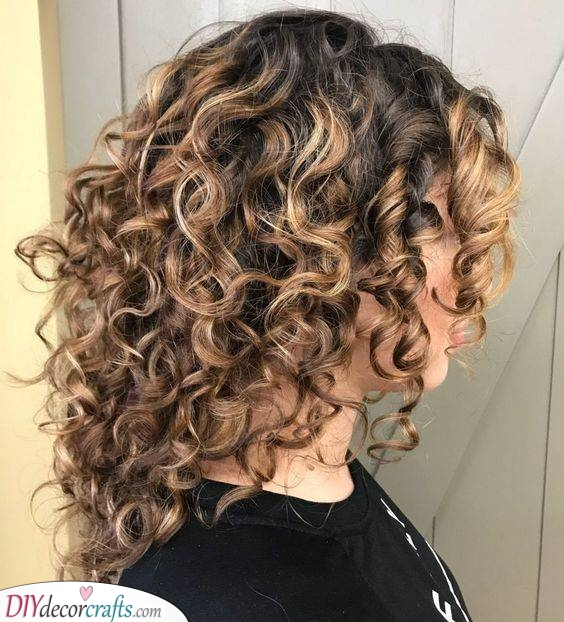A Brilliant Balayage - Longer in the Back