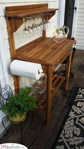 Creative and Effective - Garden Pub Ideas