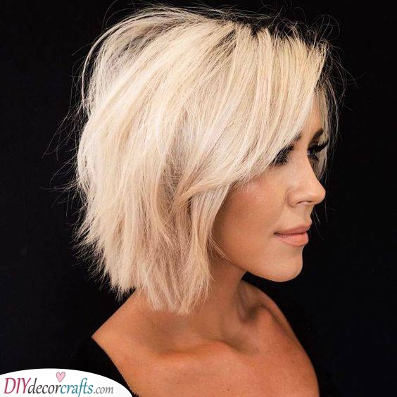 Easy and Effortless - Short Hairstyles for Thin Hair