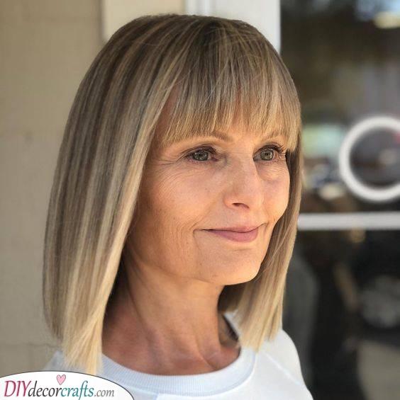 Ideas for Older Ladies - Elegant and Gorgeous