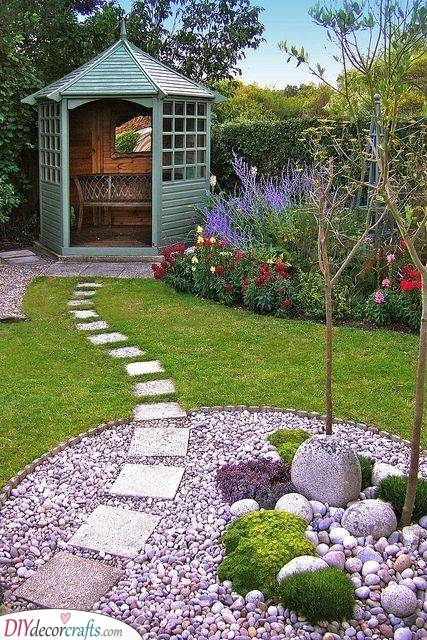 Gorgeous and Stunning - Stepping Stones Guiding You