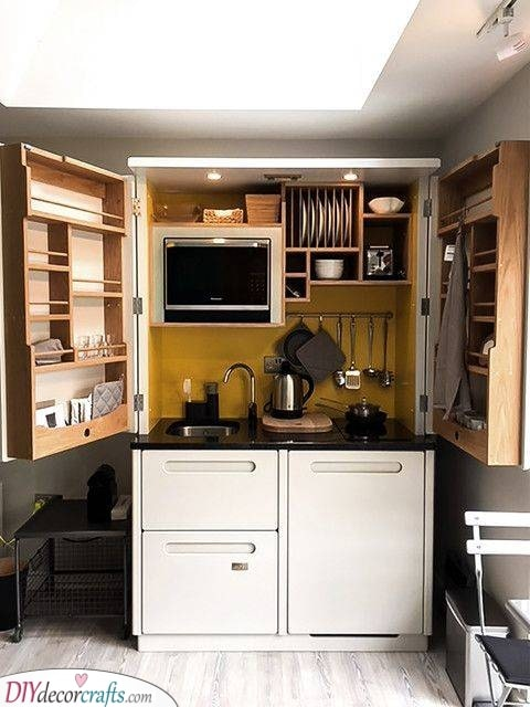 A Full Package - Inventive and Great for Storage