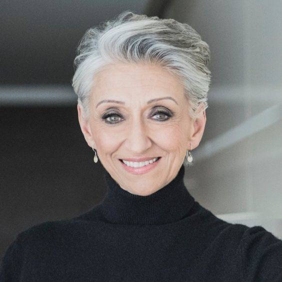 Youthful Hairstyles Over 50 - Hair for Women Over 50